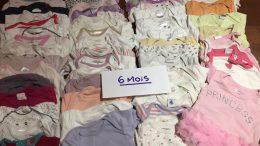 Les avantages d'opter pour les vêtements bébé d'occasion